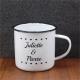 Mug vintage petits coeurs