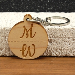 Porte clés  super mamie 8 prénoms