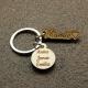 Porte clés  breloques mamie coeur et  6 prénoms