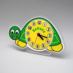 """Pendule à poser """"tortue"""""""