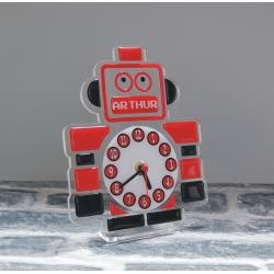 """Pendule """"robot rouge"""""""