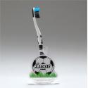 Support brosse à dents à personnaliser ballon