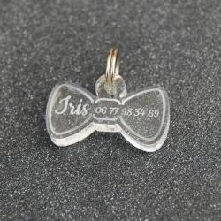 Médaille papillon PM
