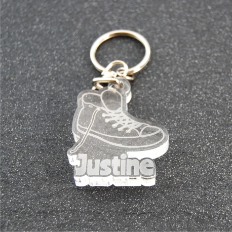 Porte clés personnalisé basket
