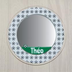 Miroir rond ballon