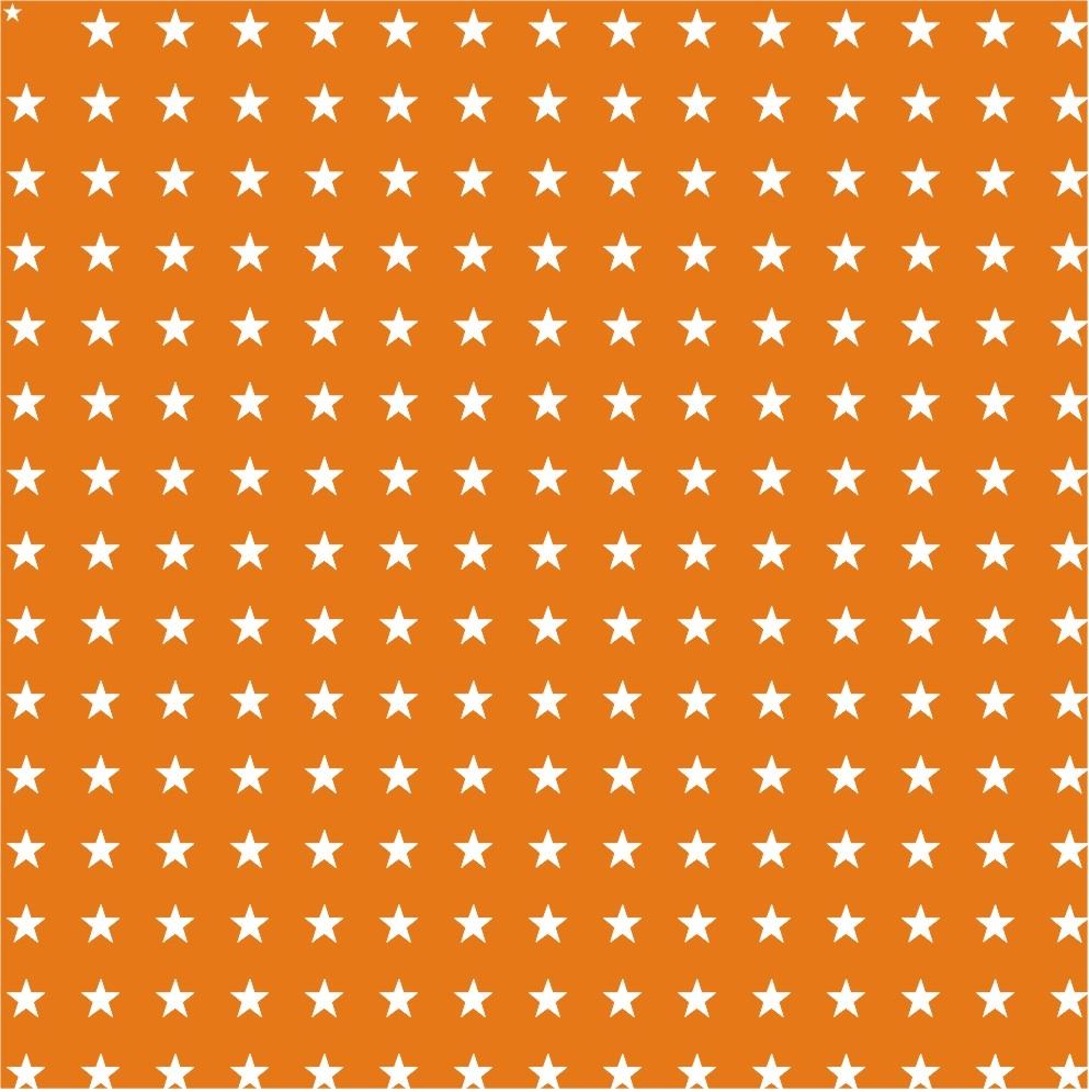 Etoile orange