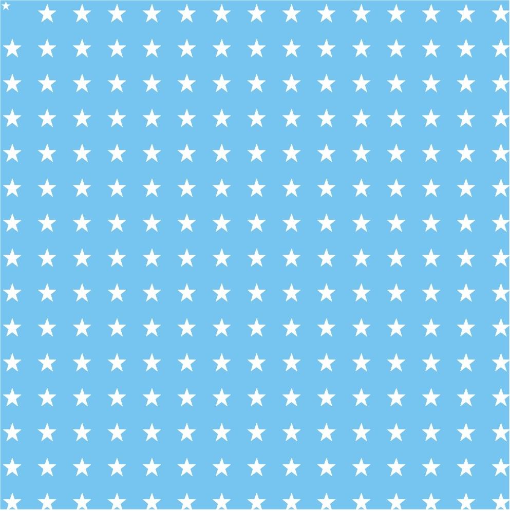 Etoile bleu clair