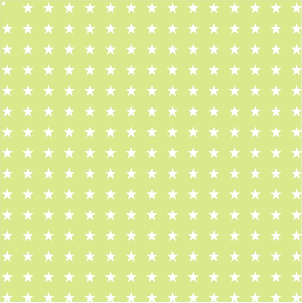 Etoile vert pastel